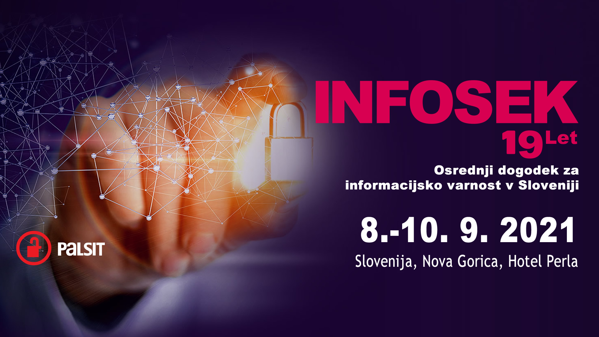 Diagram Communications is coming to INFOSEK 2021 in Slovenia